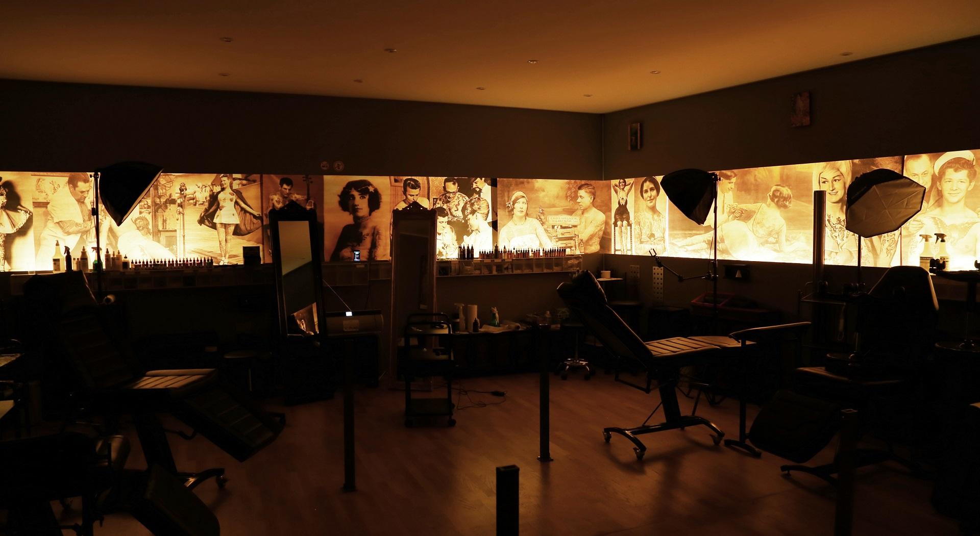 Tattoo Anansi Studio Munich
