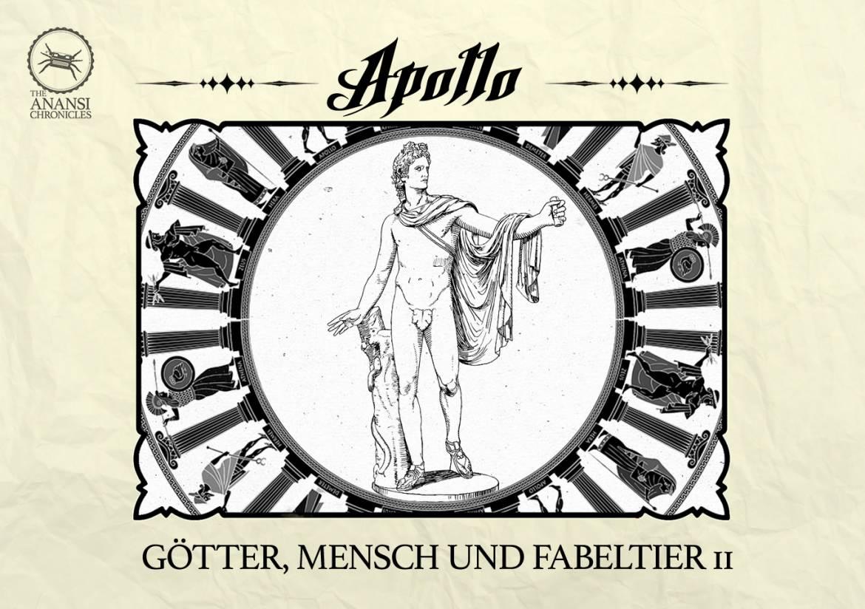 Götter 2 – Apollo