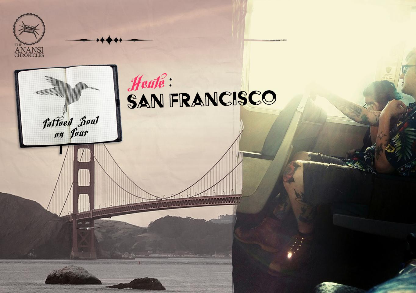 Tattoo Tour San Francisco
