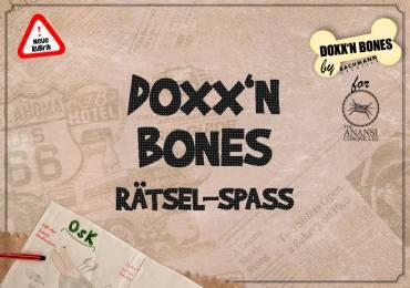Rätselspaß mit DOXX'N BONES