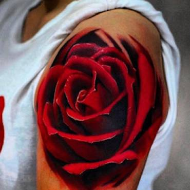 Colors and realistic roses by Marci   15-19 Jan 2019