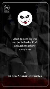 tattoo anansi joker kino killer studio münchen movie best bestes bester 2019 oktober