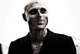 Schockierende Nachricht: Zombie Boy ist tot. RIP Rick Genes