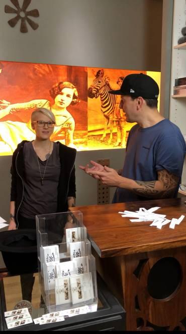 Verlosung  3x kleine Tattoos Oktober Gewinnspiel