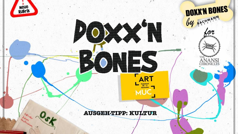 NIGHT OUT TIP FROM DOXX'N BONES: ARTMUC MUNICH 2018