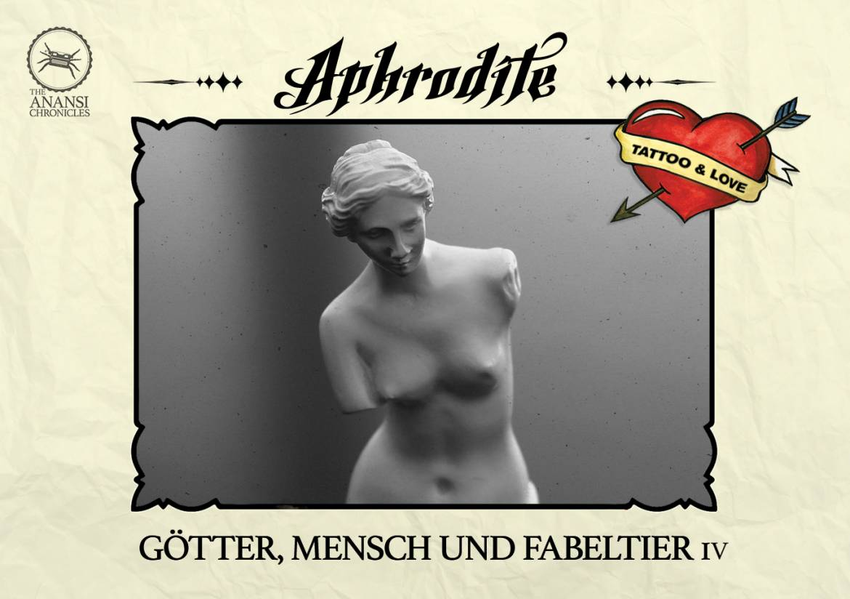 GÖTTER, MENSCH UND FABELTIER 4 – Aphrodite