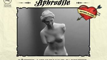 GODS, HUMAN AND MYTHICAL ANIMALS 4 – APHRODITE