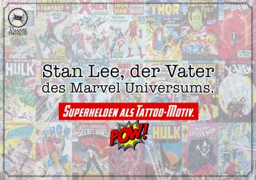 Stan Lee, der Vater des Marvel Universums.
