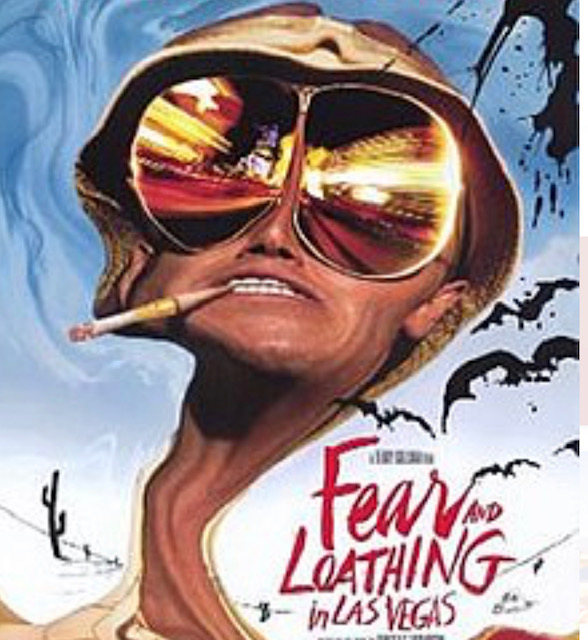 Fear and loathing in Las Vegas – Marci come back!