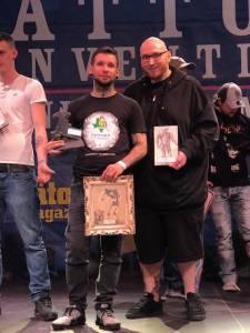 tattoo convention frankfurt münchen anansi Ritchey top tätowierer artist aquarell realismus farbe 5