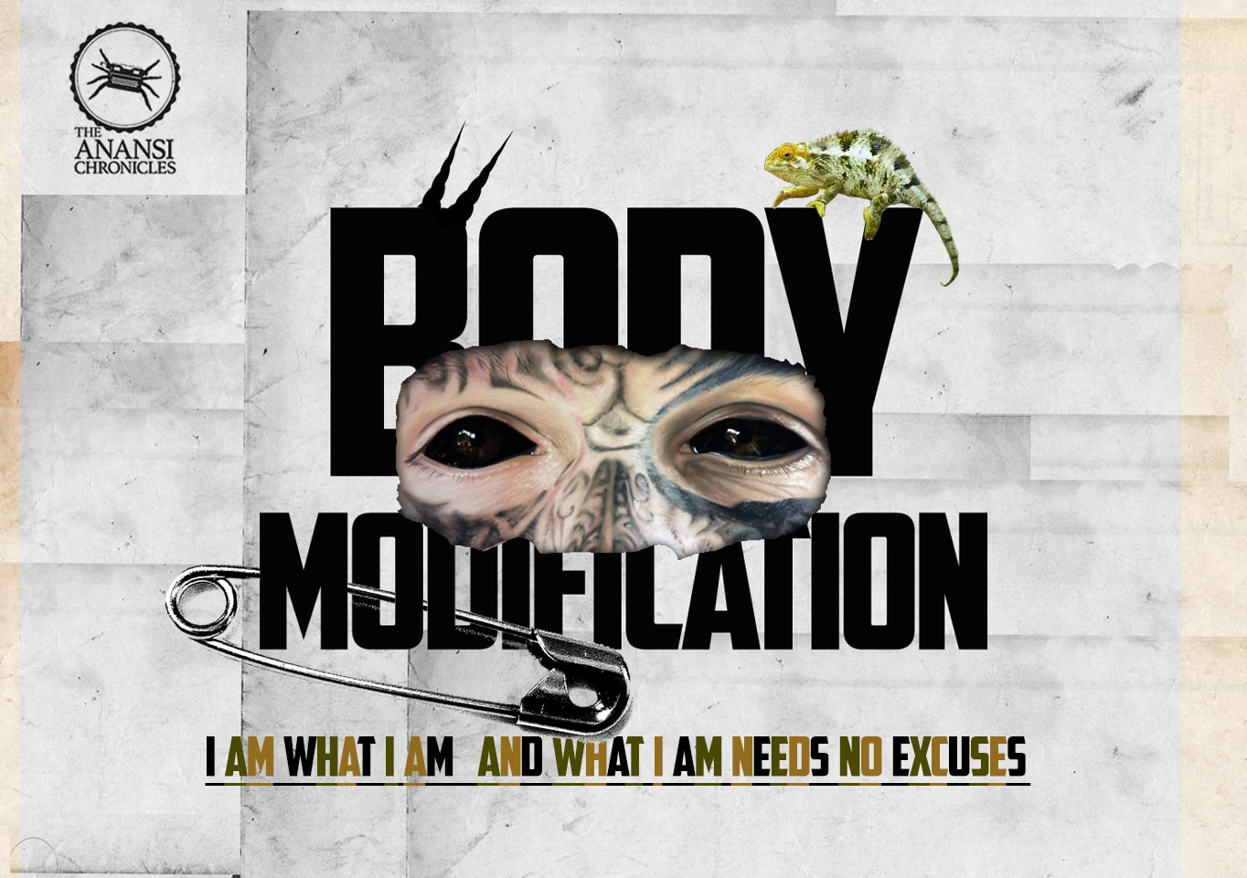 Body-Modification – I Am What I Am