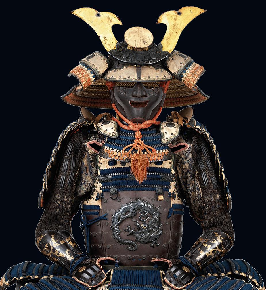 Samurai – Pracht des Japanischen Rittertums – Kunsthalle München mit Tattoo Anansi