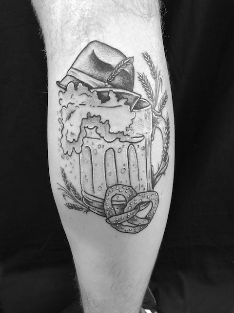 tattoo anansi münchen munich minga ant prodigy tätowierung tattoo david artist tätowierer blackwork