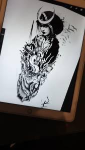 tattoo studio anansi münchen dortmund tattoocon 2019 convention ausstellung 2