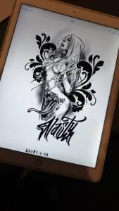 tattoo studio anansi münchen dortmund tattoocon 2019 convention ausstellung 5