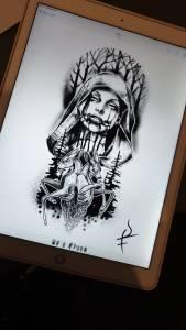 tattoo studio anansi münchen dortmund tattoocon 2019 convention ausstellung 6