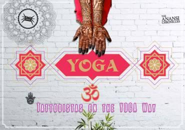 OM  – Tattooistas on the Yoga Way