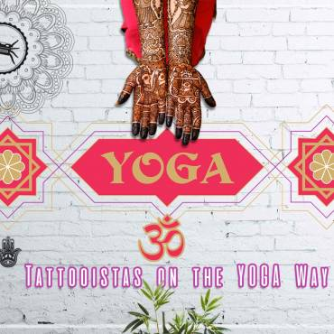 OM  – Tattooistas on the Yoga Way
