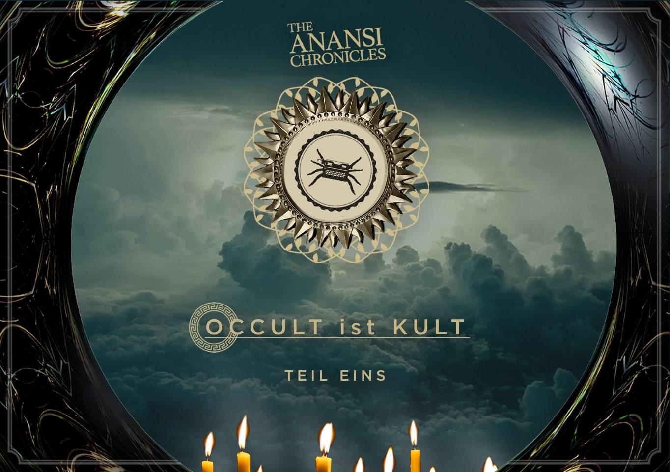 OCCULT IST KULT: TEIL 1