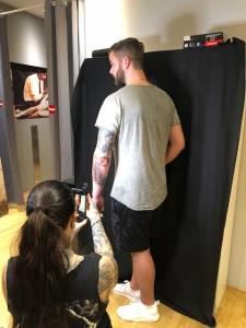 tattoo anansi münchen ludo blackwork artist visiting 1geo