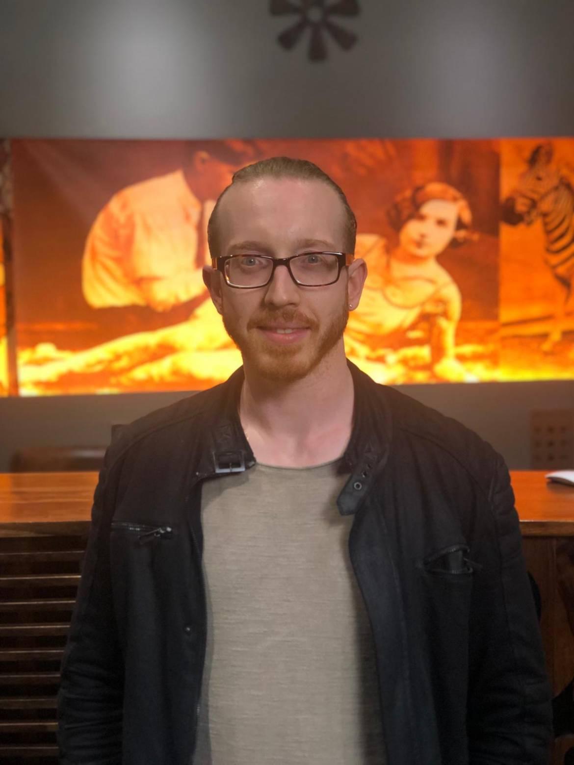 Jason neu im Team – Oktober  2019