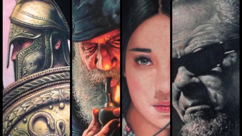 JAMES TATTOO ART AT TATTOO ANANSI ON SEPT 20′