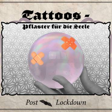 Pflaster fuer die Seele – Tattoo Power