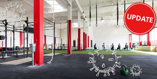 GYMS IN THE FREE STATE ARE OPEN AGAIN! ARE TATTOO STUDIOS SO TO FOLLOW?