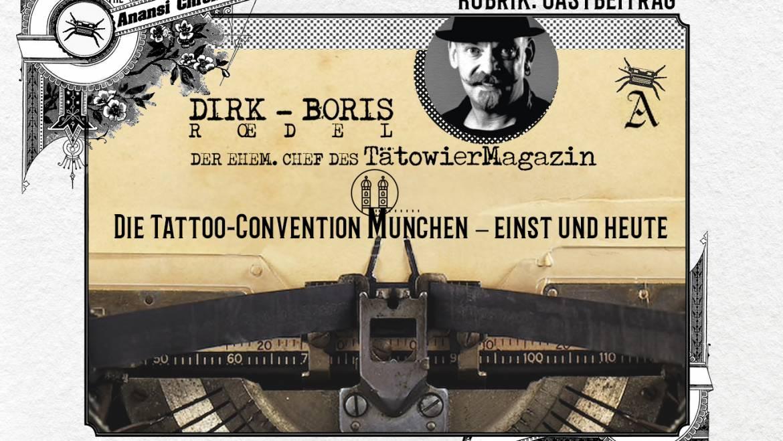 Die Tattoo-Convention München – einst und heute