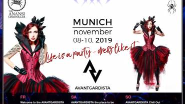 LIFE IS A PARTY – DRESS LIKE IT: AVANTGARDISTA 2019