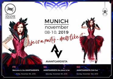 Life is a party – dress like it: Avantgardista 2019