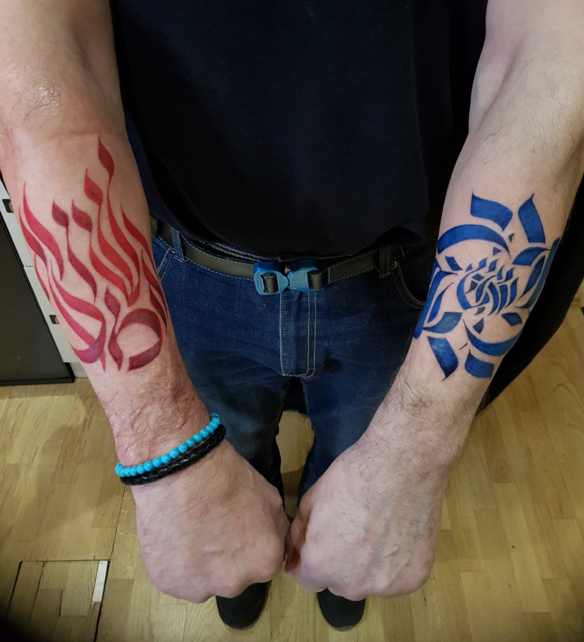 hebrew tattoo art münchen munich minga best bester bestes jason anansi