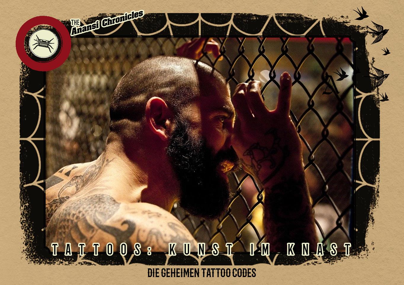 Tattoos: Kunst im Knast