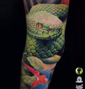 Tattoo by tattooanansi