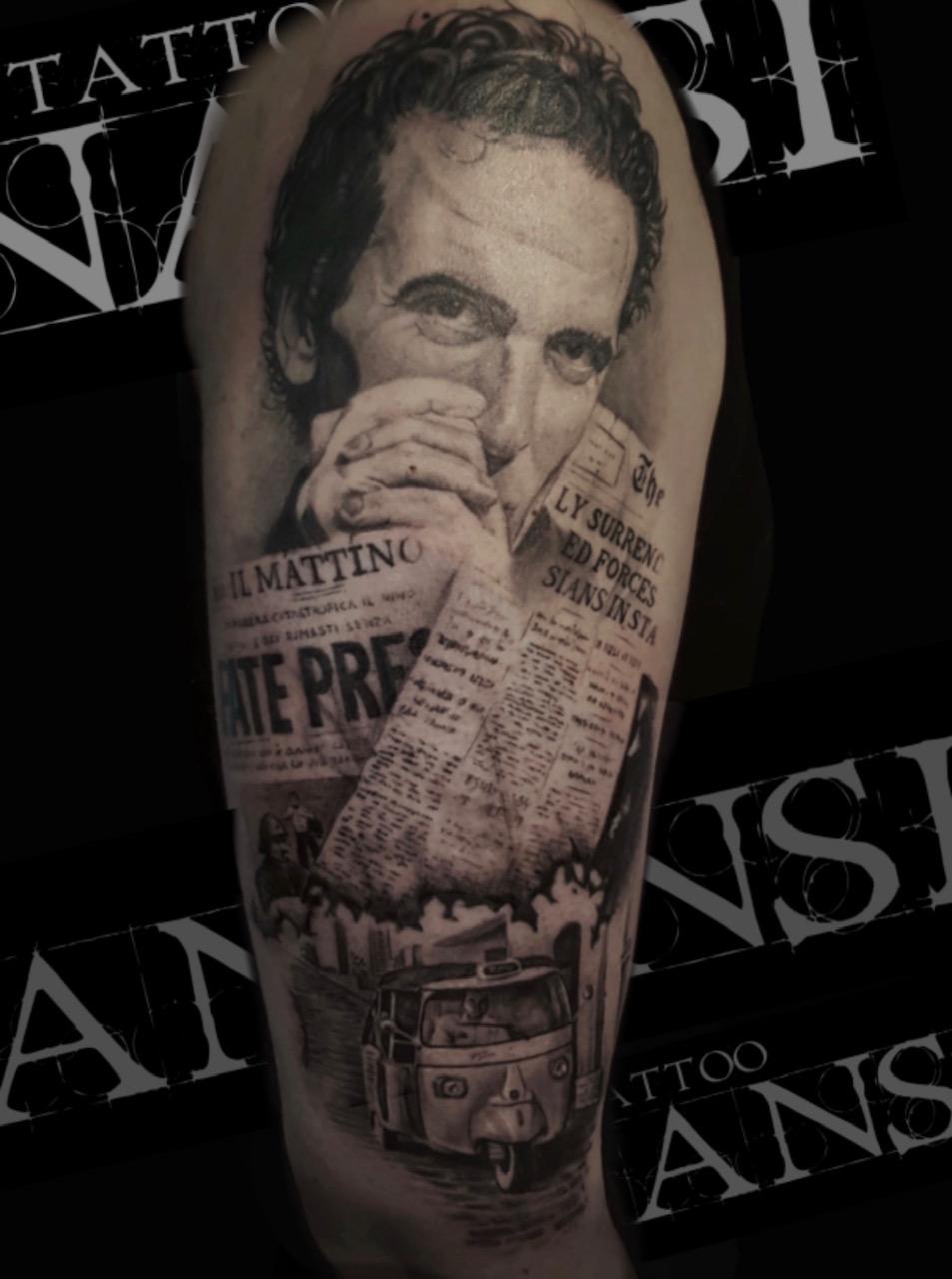 tattoo studio anansi münchen munich minga portrait artist jason black best bestes bester