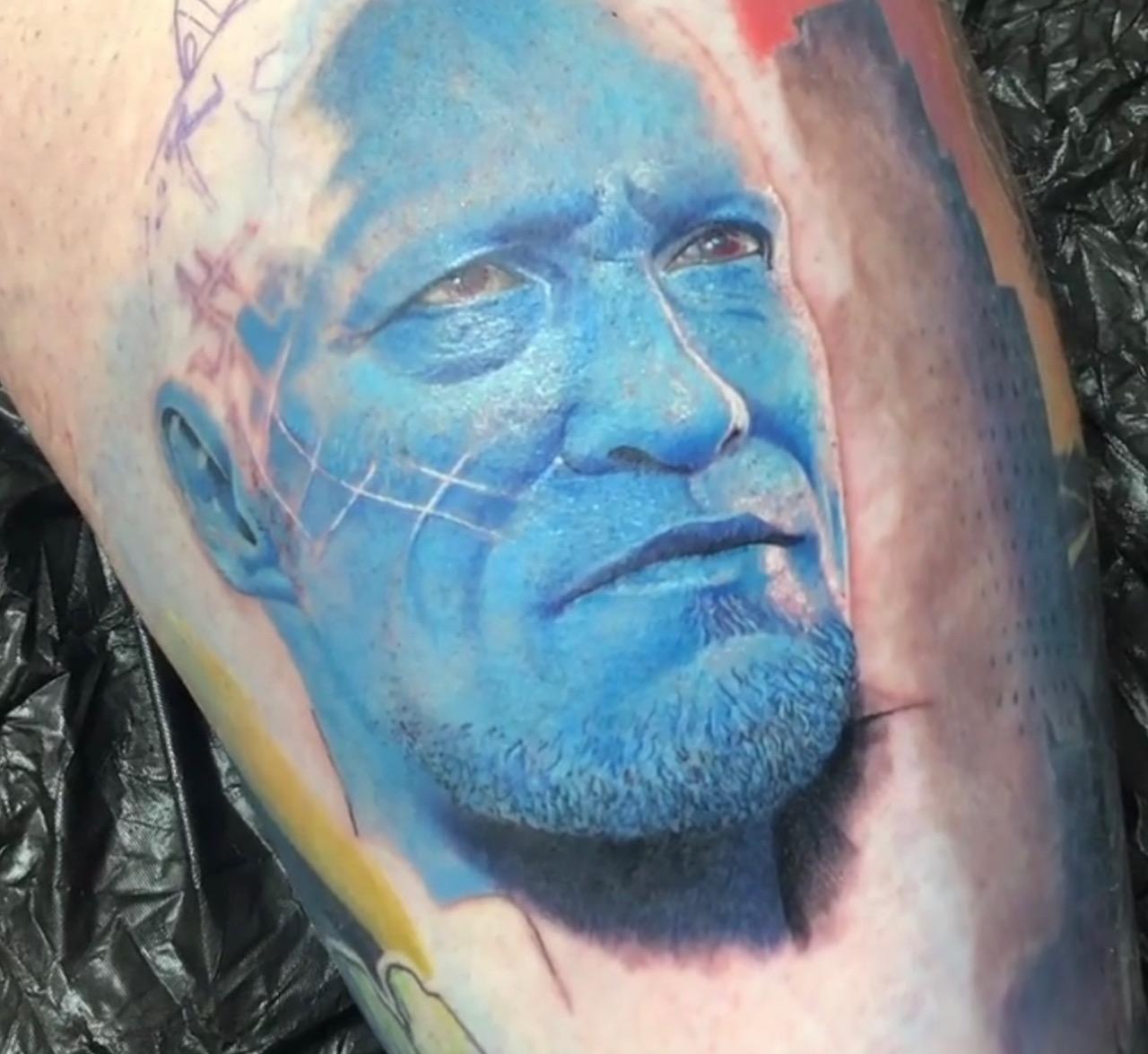 tattoo studio anansi münchen munich minga yundo marvel tätowierer realistisch bild Ritchey best bester bestes
