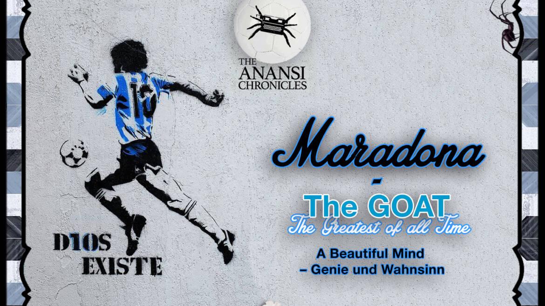 Maradona – A beautiful Mind – Genie und Wahnsinn