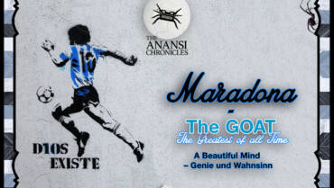 Maradona – A beautiful mind – Genius and madness